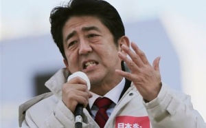 Shinzo Abe: Buying his way to victory in July's Upper House elections