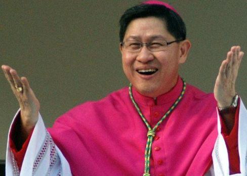 Image result for Cardinal Luis Antonio Tagle